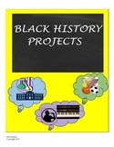 ****Free****Black History Month Projects