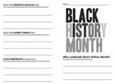 Black History Month QR Code