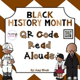 Black History Month QR Code Read Alouds