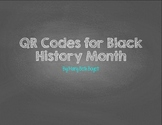 Black History Month QR Codes