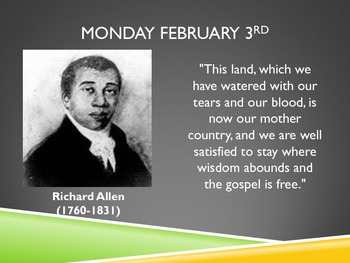 Black History Month Quote of the Day vol. 2