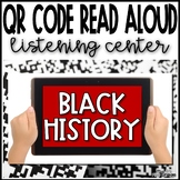 Black History Month QR Code Read Aloud Listening Center