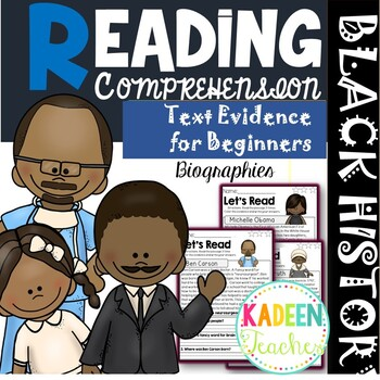 Black History Month Readers