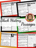Black History Month Reading Comprehension 1st Grade | Martin Luther King Jr.