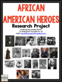 Black History Month: A Research and Writing Project PLUS Centers!