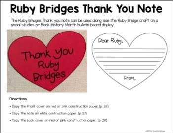 Black History Month: Ruby Bridges