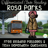 Rosa Parks- Black History Month