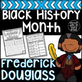 Black History Month Frederick Douglass FREEBIE