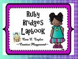 Black History Month~ Ruby Bridges Lapbook