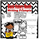 Black History Month: Ruby Bridges Writing Prompts