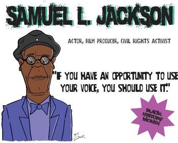 Black History Month- Samuel L Jackson