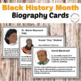 Black History Month - Scientists and Professionals