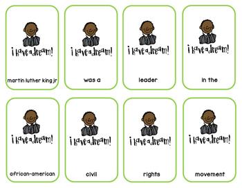 Black History Month Scrambled Sentences