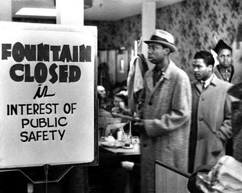 Black History Month Sit-In's Article