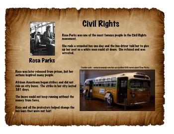 Black History Month Smartboard Lesson (pdf version)