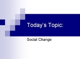 Black History Month: Social Change