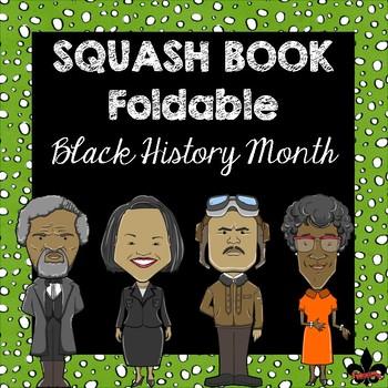 Black History Month Squash Book