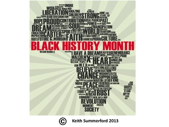 Black History Month Starters