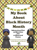 Black History Month - Informational Text / Questions and Posters