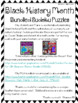 Black History Month Activities -- Sudoku Puzzle Bundle