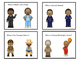 Black History Month Independent Work Cards (Autism and Special Ed.)