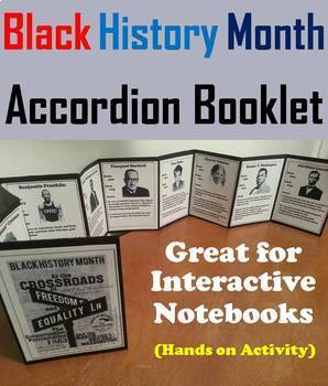 Black History Month Task Cards and Activities Bundle (Civil Rights Unit)