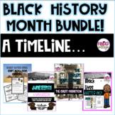 Black History Month- Timeline