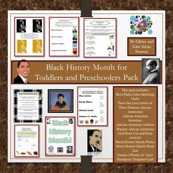 Black history picture book preschool — img 5
