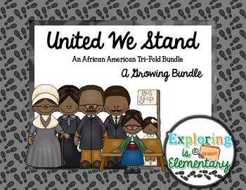 Black History Month Tri-Fold Series