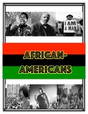 Black History Month Unit