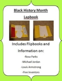 Black History Month Unit Lapbook