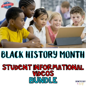 Black History Month Video Bundle