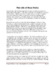 Black History Month Voices of Civil Rights Literacy Packet