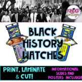 Black History Month Watches