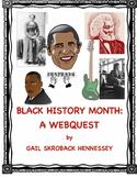 Black History Month Webquest/Resources
