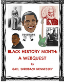 Black History Month Webquest/Resources