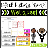 Black History Month Webquest