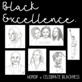 Black History Month Women's History Month