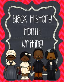 Black History Month Writing