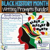 Black History Month Writing BUNDLE! 20 Lessons! Text Depen