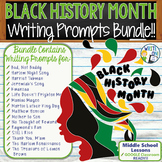 Black History Month Writing BUNDLE! 22 Lessons! Text Dependent Analysis
