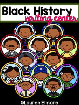 Black History Month Writing Center