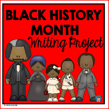 Black History Month Writing Project