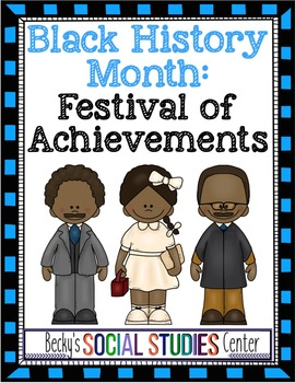 Black History Month for Middle School - Festival of Achievements