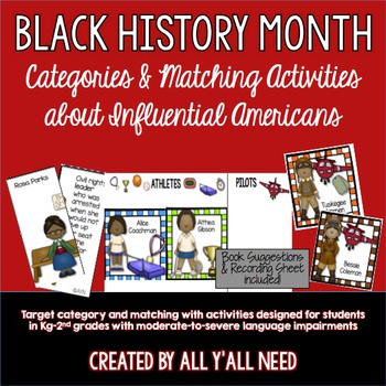 Black History Month for Speech/Language Therapy-Younger El