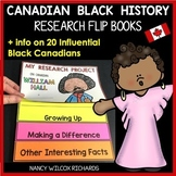 Black History Month in Canada Activity Distance Learning