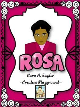 Black History Month~Rosa Parks Unit