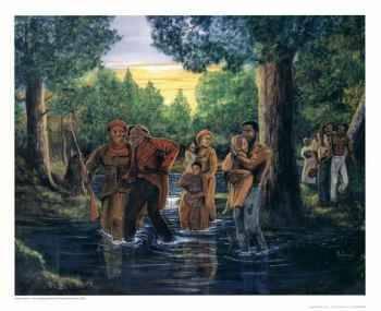 Black History Month/Underground Railroad Unit