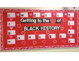 Black History Month/Valentine's Day Combination Bulletin Board