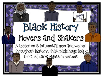 Black History Movers and Shakers